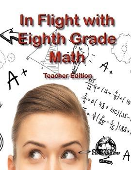 In Flight with Eighth Grade Math - Teacher's Edition
