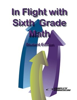 In Flight with Sixth Grade Math - Student Edition