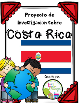 In Spanish | Spanish Speaking Countries: Costa Rica {Resea