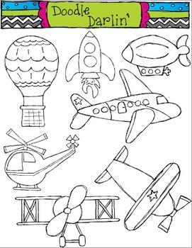 In The Air Transportation BLACKLINES