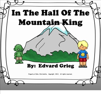 In The Hall Of The Mountain King - Peer Gynt's Adventure (