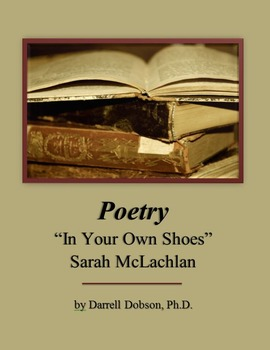 """In Your Own Shoes"" -- Sarah McLachlan -- Poetry"