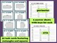 In and Around - area and perimeter task cards + printables