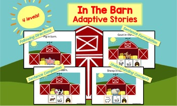 In the Barn Adaptive Stories