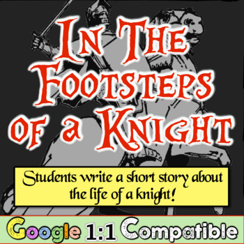 Knights & the Middle Ages! Students write short stories ab