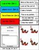 In the Garden (Fluency Practice with Predictable Sentences)