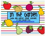 In the Garden: Math and Literacy Centers