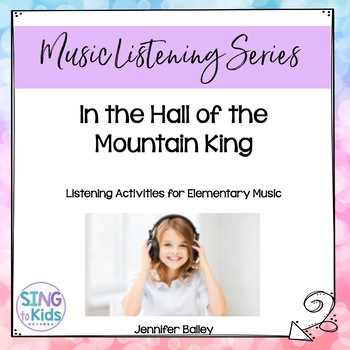 In the Hall of the Mountain King: Listening activities for