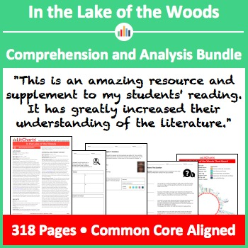 In the Lake of the Woods – Comprehension and Analysis Bundle