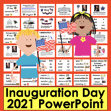 Inauguration Day 2017 PowerPoint - 2 Levels + Illustrated