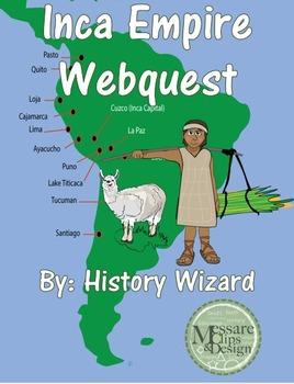 Inca Empire Webquest