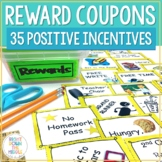 Reward Coupons and Incentives for Middle and High School Students