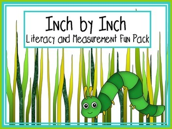 Inch by Inch Literacy and Measurement Fun Pack