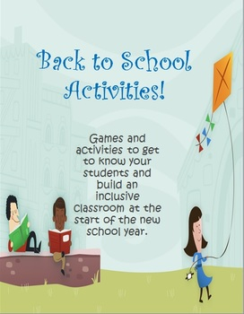 Inclusive Games and Activities