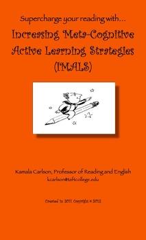 Increasing Meta-Cognitive Learning Strategies (IMALS)