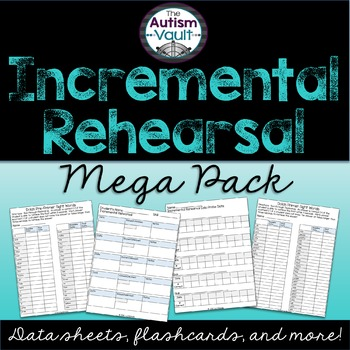 Incremental Rehearsal Intervention Pack for Special Educat