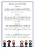Independence Day Fact Cards