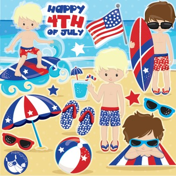 Independence day clipart commercial use, vector graphics,