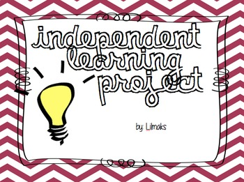 Independent Learning Project - Intermediate
