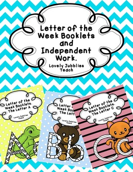 Independent Practice for Letters A Through D