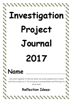 Independent Project Journal