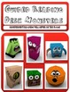 Independent Reading Desk Monsters (Guided Reading Foldable