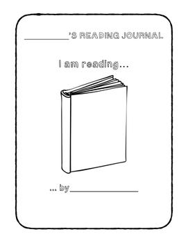 Independent Reading Journal/Novel Study - 2 Weeks of no-pr