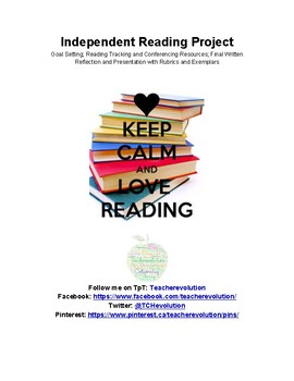 Independent Reading Project