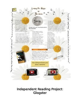 Independent Reading Project:  Glogster