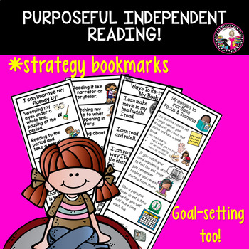 Independent Reading with a Purpose!