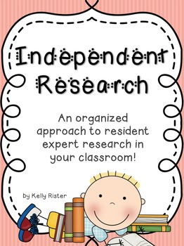 Independent Research- An Organized Approach to Resident Ex
