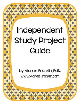 Independent Study Project Guide