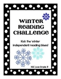 Independent Winter Reading Challenge