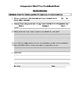 Independent Work Time Gradebook Sheet