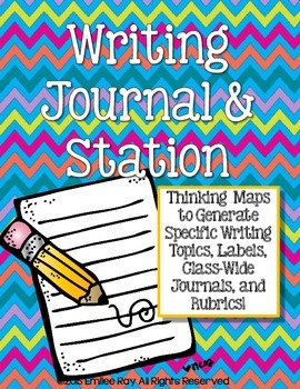 Independent and Class-Wide Writing Journal