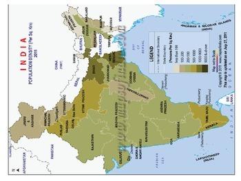 India Map Lab and Data Analysis