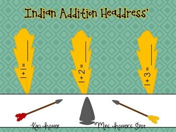 Indian Addition Headdress'