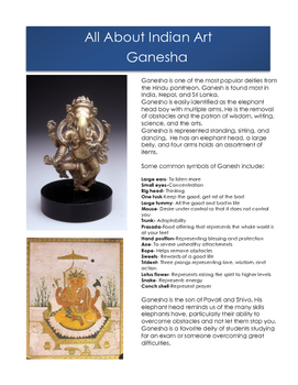 Indian Art-Ganesha