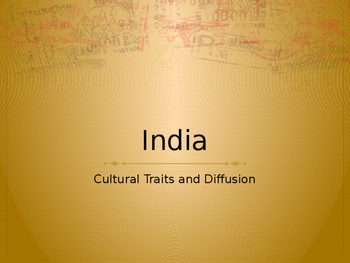 Indian Culture Powerpoint