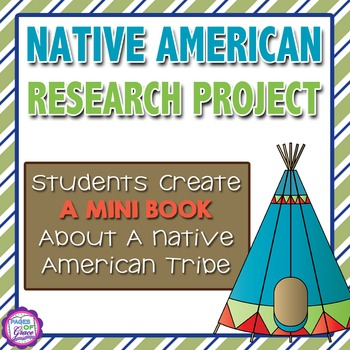 Native American Research Project