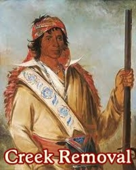 Indian Removal: The Creek Nation