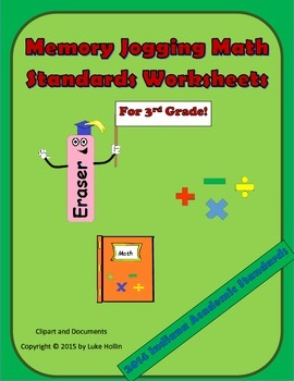Indiana Math Review for 3rd Grade