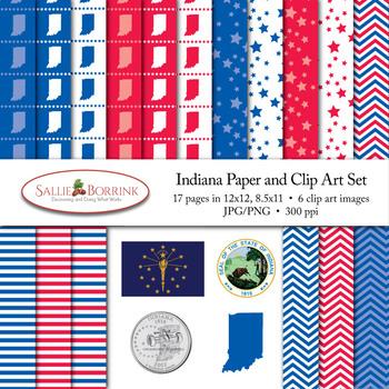 Indiana Clip Art