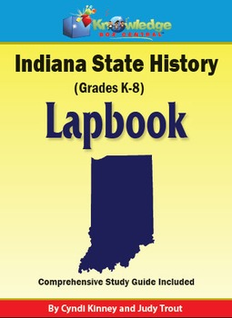 Indiana State History Lapbook