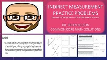 Indirect Measurement Practice Problems