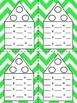 Individual Math Mats: Part-Part-Whole, Fact Families, Ten Frames