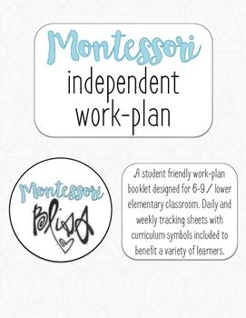 Individual Student Work-Plan