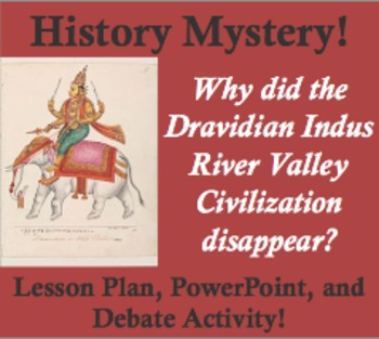 Indo-Aryan Migration and Disappearance of Indus River Vall