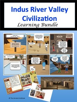 Indus Valley Civilization & Mohenjo-Daro: Learning Bundle