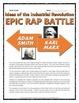 Industrial Revolution - Adam Smith and Karl Marx (Epic Rap